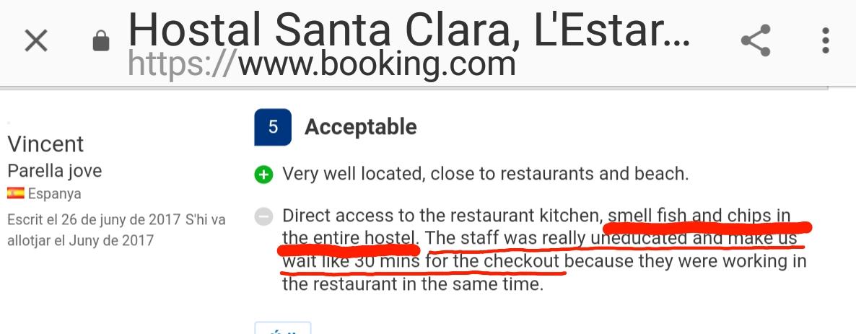 Hotels Santa Clara Estartit Hostal